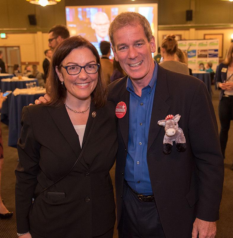 With Congresswoman Suzan DelBene